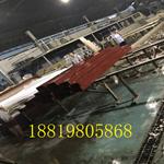 弧形木纹铝方通-造型烧焊铝方通-氟碳造型铝方通定制厂家