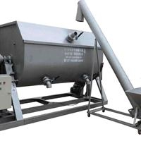 辽宁省沈阳 Q7型不锈钢翻转型真石漆搅拌机机器厂家