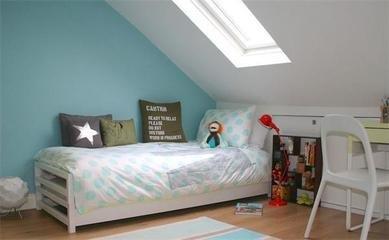 现代风格的家装墙面什么颜色好看  室内刷漆颜色要看好