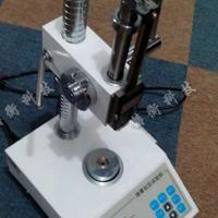 液晶显示手动弹簧拉压试验机5-50N生产厂家
