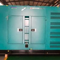 供应泰豪沃达静音箱机组 原厂*** 配备国内外知名品牌发电机组