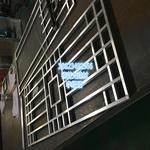铝合金防盗窗-仿古防盗花窗哪里有买