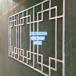 仿古冰裂纹铝花格门窗是我们中华民族的瑰宝