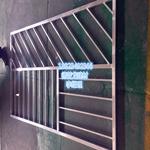 木色铝花格,仿木纹铝花格,铝合金防盗窗厂家