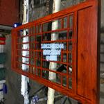 供应仿古铝花格、防盗铝花格系列