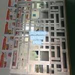 办公室家具城门头雕花花格铝单板-幕墙铝窗花定制