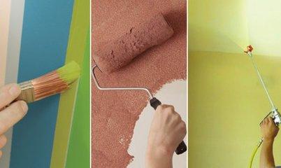 家装颜色选择  客厅刷什么颜色好看