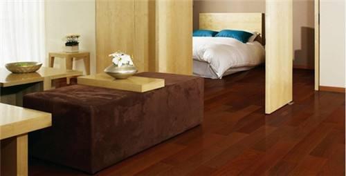 木地板装修效果图 家装木地板怎么搭配