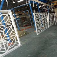 铝窗花市场批发,中式铝花格、仿木纹铝花格厂家价格
