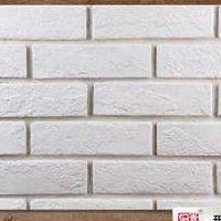 人造文化石白色仿古砖电视背景墙砖小白砖