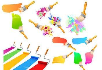 乳胶漆的颜色搭配案例个个都好看  不学习一下?