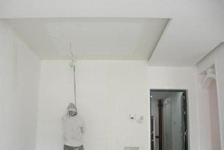 家里只做简装  只刷个墙多久可以入住?