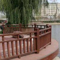 大连塑木护|大连塑木景观护栏|大连塑木别墅护栏