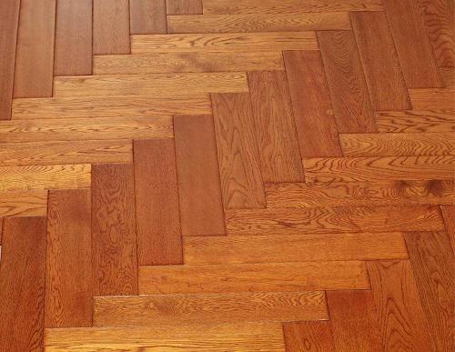 木地板有几种铺法图解 木地板铺法效果图