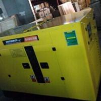 工程建造15KW柴油发电机