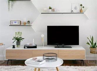 2018流行什么电视墙  看2018电视墙装修效果图