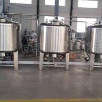 广州飞鲨直销不锈钢冷热缸/不锈钢液体保温罐/液体消毒缸