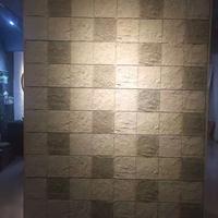 轻质文化石生产工厂-聚氨酯轻质蘑菇石价格介绍