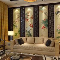 品革背景墙 皮雕艺术背景墙 招商加盟