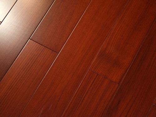 柚木地板的优缺点 如何鉴别柚木地板