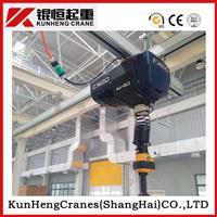 伺服电机 智能提升机KH-300 无极变速电动葫芦 电动智能提升机