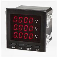 杭州索驰厂家 数显三相电压表 智能电压表 电压表价格 SC-194U