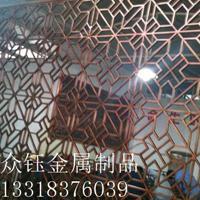304不锈钢花格焊接古铜屏风风水吉祥物