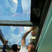 阳台玻璃防晒隔热膜