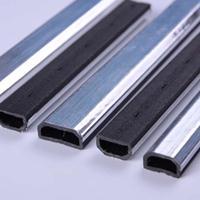 德诺克玻纤暖边间隔条不含金属导热低平直度好三玻两腔无阶梯感
