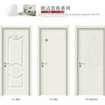 定制中高档室内门烤漆门免漆门平开门实木复合门工程门夹板门