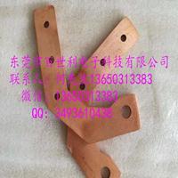 T2紫铜异形硬铜排精加工