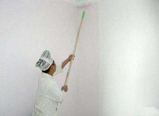 旧房子装修就补刷个白墙多久可以入住