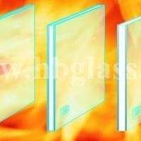 隔断12mm防火玻璃避难间防火玻璃