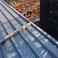 0.9mm65-400铝镁锰屋面板|直立锁边屋面系统