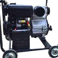 4寸柴油机污水泥浆泵