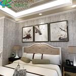 科晟皮艺生产新型环保吊顶防潮皮雕背景墙板装饰装修材料