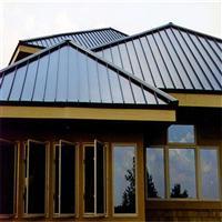 0.7mm 25-330铝镁锰屋面板|立边咬合金属屋面系统
