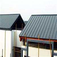 0.8mm32系列矮立边铝镁锰金属屋面系统|浙江立志生产厂家