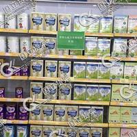 国立母婴店单面货架 母婴店展柜 厂家直销