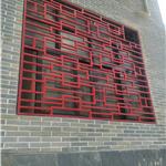 江西古镇改造专用复古铝合窗花,大厂家各种花式价格实惠