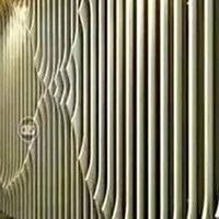 厂家个性定制铝方通造型弧形铝方通