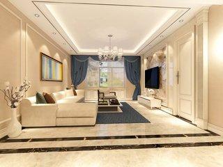 精选新型客厅装修图片2017  给你十足客厅装修创意