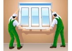 招工人安装门窗是可外包的  外包之前要定好协议