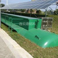 50吨地埋式生活污水一体化处理设备