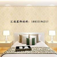 汇途在三方面为您区分壁纸和壁布