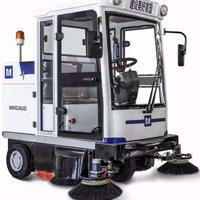明诺锂电池驾驶式电动扫地车MN-E800FB 工厂用电动扫地车