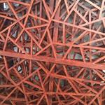 广州学校铝窗花定制_仿古铝花格窗供应厂家