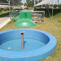 小型农村地埋式污水处理设备