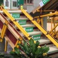 工程质量样板区 南通达欣工程在汉坤实业采购 厂家***