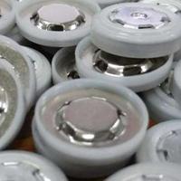 18650锂电池平头盖帽_点焊正极片_新能源汽车电池配件